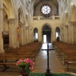La nef vue du chœur